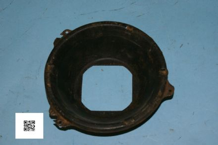 "1963-1982 Corvette C2 C3 Headlight Retaining Cup ""D"", used poor"
